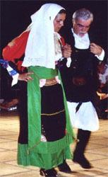 Stage de danse Sarde avec LOBAS de Gianni Mereu (Sardaigne)